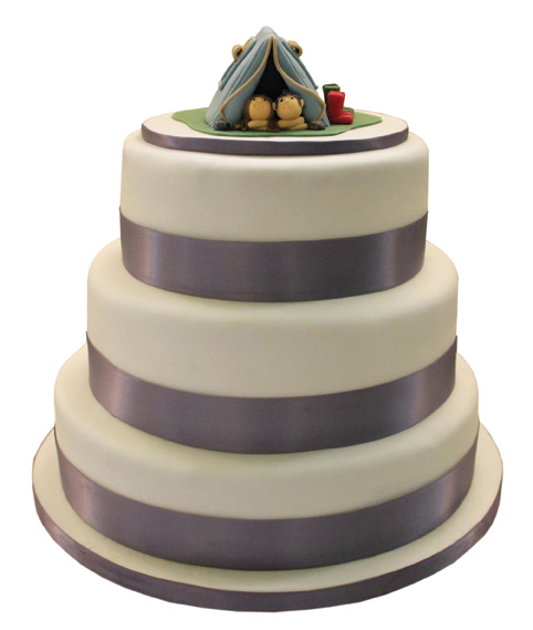 Yours-Tastefully Wedding Cakes